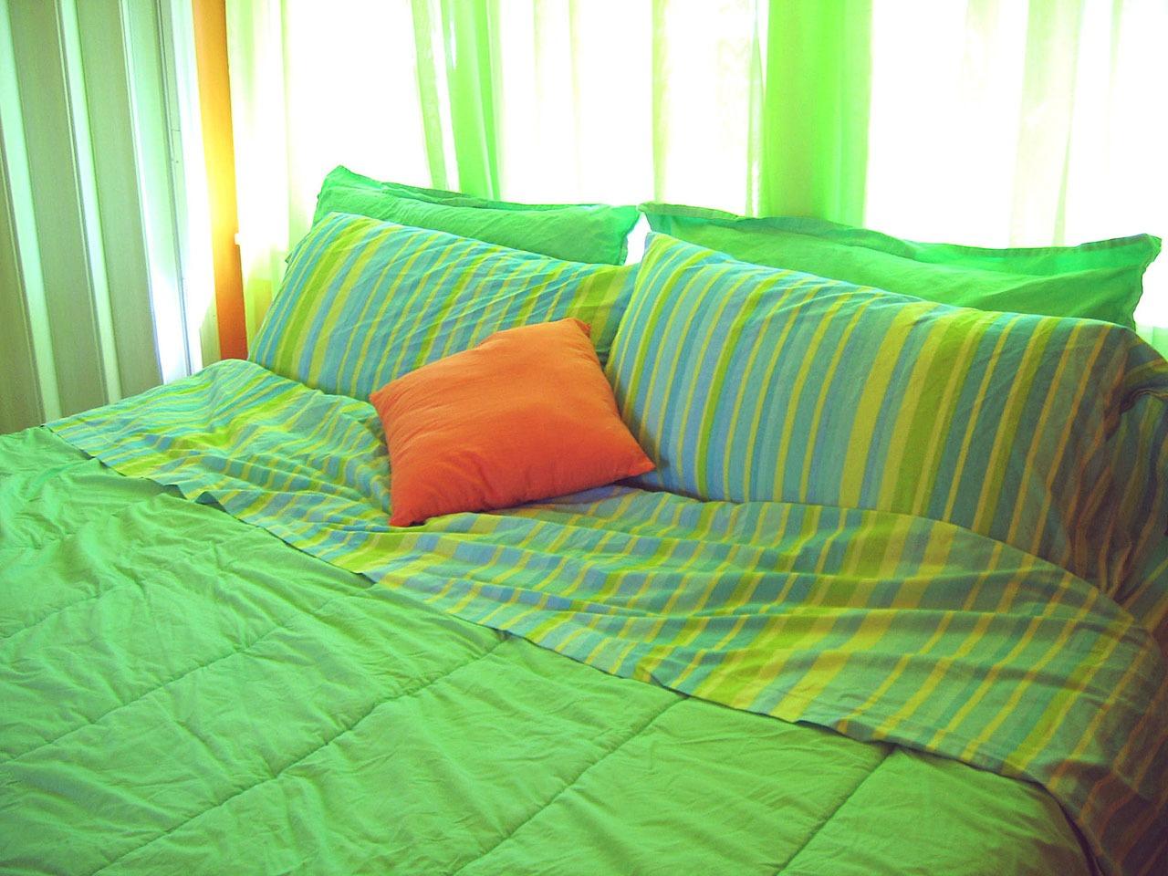 Schlafzimmer inspiration grün – midir